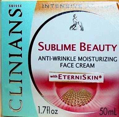 foto CLINIANS CREMA FACIAL SUBLIME BEAUTY 50ML