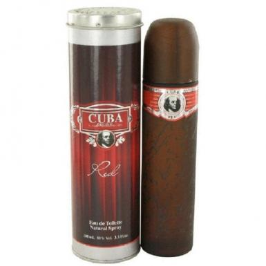 foto CUBA RED EDT MASC 100ML