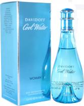 DAVIDOFF COOL WATER EDT FEM 100ML