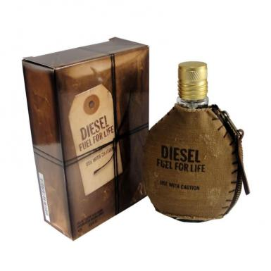 foto DIESEL FUEL FOR LIFE EDT MASC 125ML