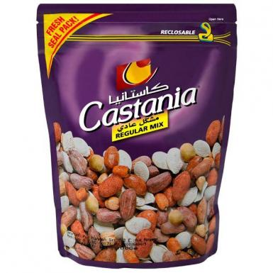 foto CASTANIA REGULAR MIX 300G