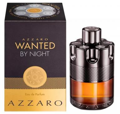 foto AZZARO WANTED BY NIGHT EDP MASC 100ML