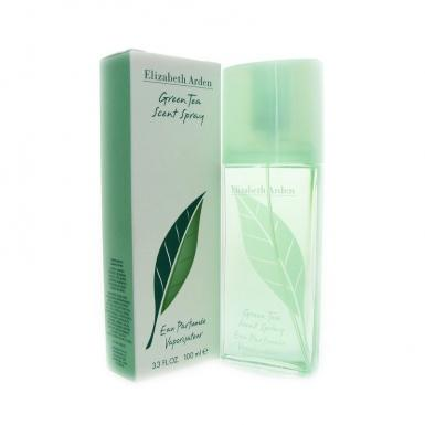 foto ELIZABETH ARDEN GREEN TEA EDP FEM 100ML