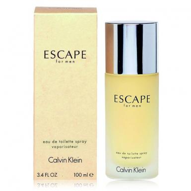 foto CALVIN KLEIN ESCAPE EDT MASC 100ML
