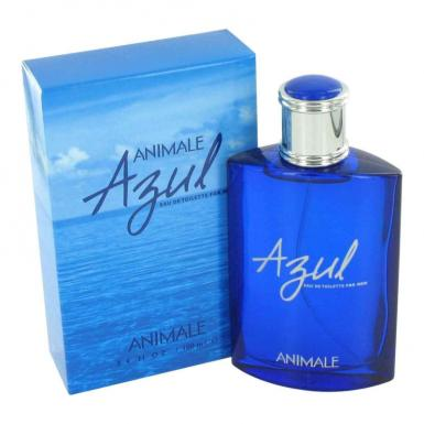 foto ANIMALE AZUL FOR MEN EDT MASC 100ML