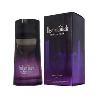 foto KAREN LOW FASHION BLACK INDESCENCE EDP FEM 100ML