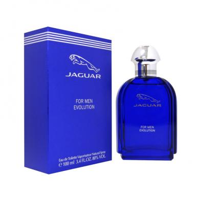 foto JAGUAR EVOLUTION EDT MASC 100ML