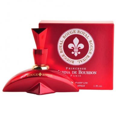 foto MARINA DE BOURBON ROUGE ROYAL EDP FEM 50ML