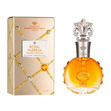foto MARINA DE BOURBON ROYAL DIAMOND EDP FEM 50ML
