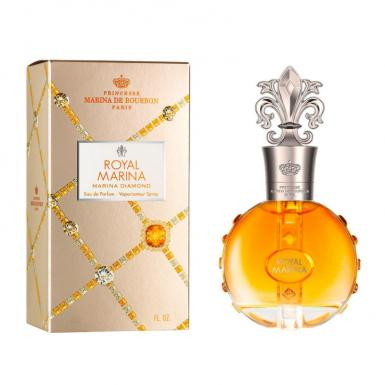 foto MARINA DE BOURBON ROYAL DIAMOND EDP FEM 100ML