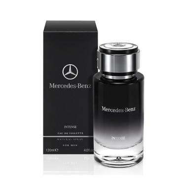foto MERCEDES BENZ INTENSE EDT MASC 120ML
