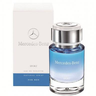 foto MERCEDES BENZ SPORT EDT MASC 75ML