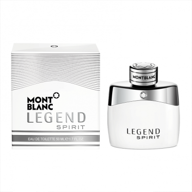 foto MONT BLANC LEGEND SPIRIT EDT MASC 50ML