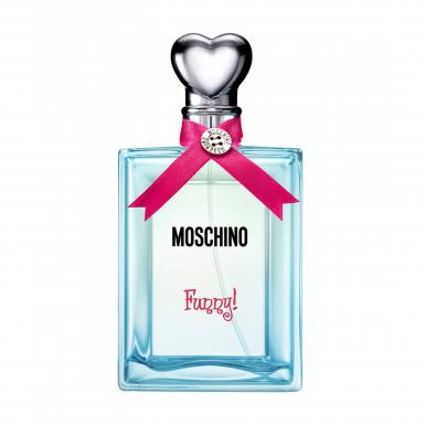 foto MOSCHINO FUNNY EDT FEM 100ML