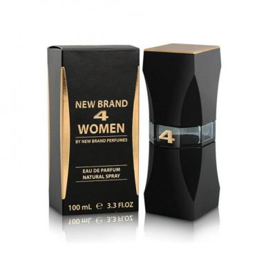 foto NEW BRAND 4 WOMEN EDP FEM 100ML