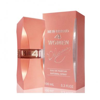 foto NEW BRAND 4 WOMEN DELICIOUS EDP FEM 100ML