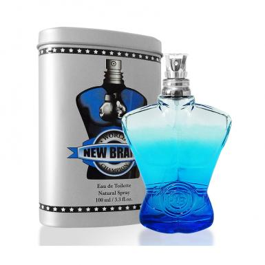 foto NEW BRAND CHAMPION BLUE EDT MASC 100ML
