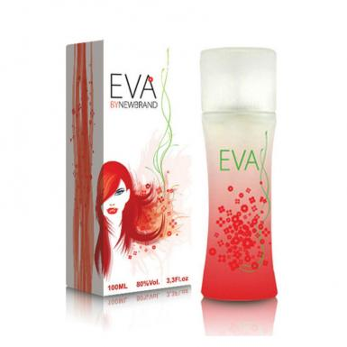 foto NEW BRAND EVA EDT FEM 100ML