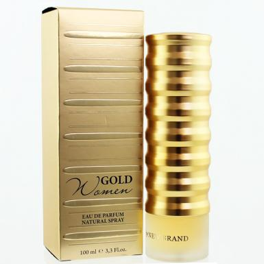 foto NEW BRAND GOLD WOMEN EDP FEM 100ML