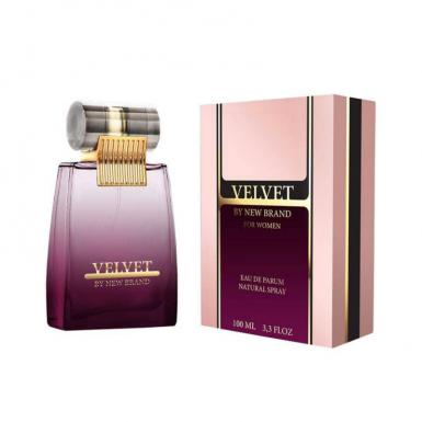 foto NEW BRAND VELVET EDP FEM 100ML