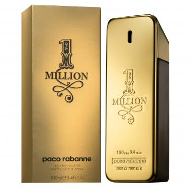 foto PACO RABANNE 1 MILLION EDT MASC 100ML