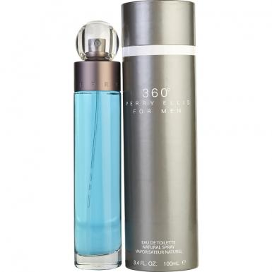 foto PERRY ELLIS 360ø FOR MEN EDT MASC 100ML
