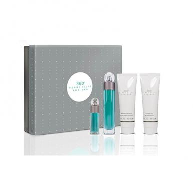 foto PERRY ELLIS 360 MEN EDT100+7.5ML+GEL90ML+AFTER90ML