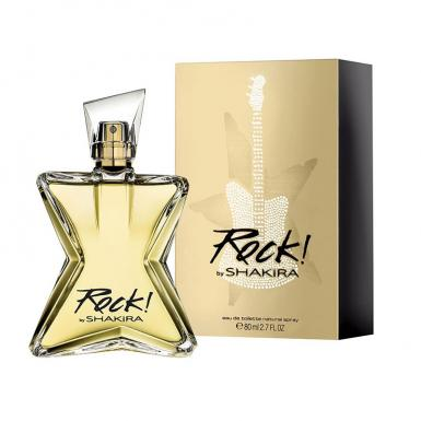 foto SHAKIRA ROCK! EDT FEM 80ML