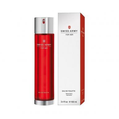 foto SWISS ARMY EDT FOR HER  FEM 100ML