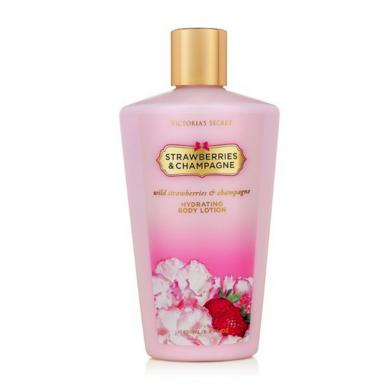foto VICTORIA SECRET STRAWBERRIES CREMA 250ML