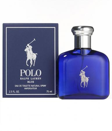 foto RALPH LAUREN POLO BLUE EDT MASC 75ML