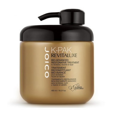 foto JOICO K-PAK REVITALUXE BIO ADVANCED MASC 480ML