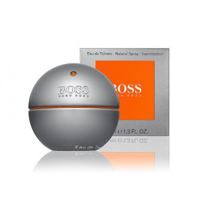 foto HUGO BOSS ORANGE IN MOTION EDT MASC 40ML