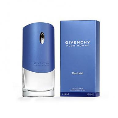 foto GIVENCHY BLUE LABEL EDT MASC 100ML
