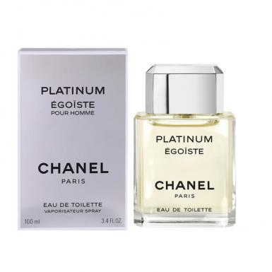 foto CHANEL PLATINUM EGOISTE EDT MASC 100ML