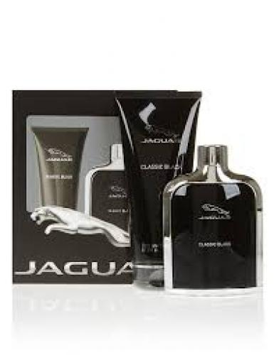 foto JAGUAR CLASSIC BLACK EDT 100ML+ GEL SHOWER 200ML