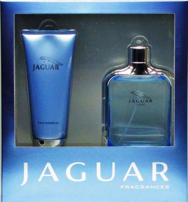 foto JAGUAR CLASSIC AZUL 75ML+SHOWER GEL 100ML