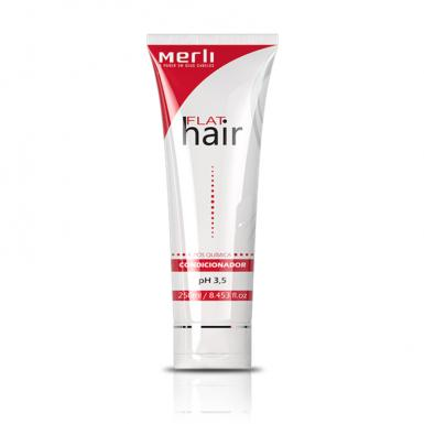 foto MERLI FLAT HAIR CONDICIONADOR 250ML