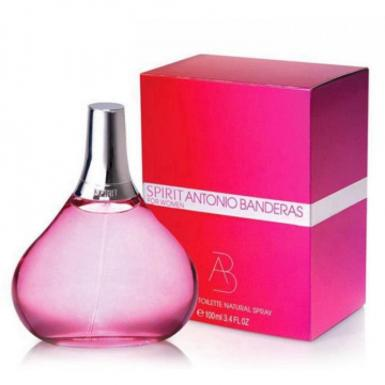 foto ANTONIO BANDERAS SPIRIT EDT FEM 50ML