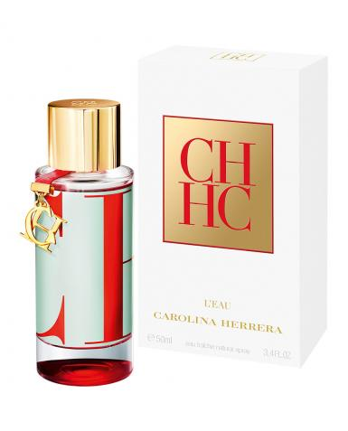 foto CAROLINA HERRERA CH L,EAU EDT FEM 100ML