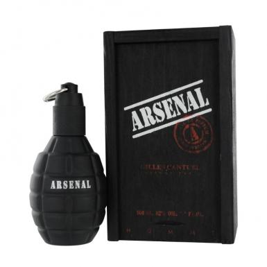 foto ARSENAL BLACK EDP MASC 100ML