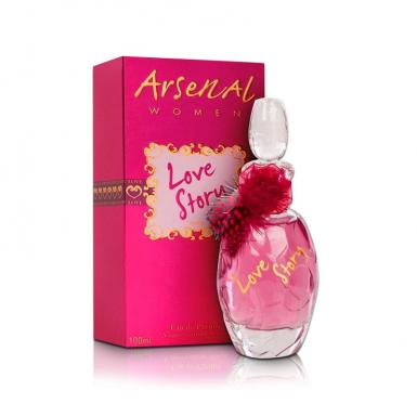 foto ARSENAL LOVE STORY EDP FEM 100ML