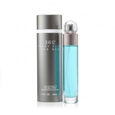 foto PERRY ELLIS 360ø FOR MEN EDT MASC 50ML