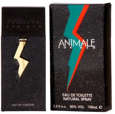 foto ANIMALE FOR MEN EDT MASC 100ML