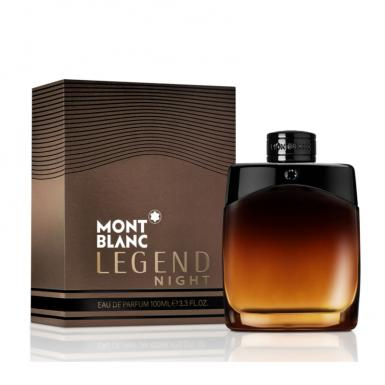 foto MONT BLANC LEGEND NIGHT EDP MASC 100ML
