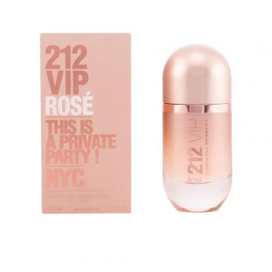 foto CAROLINA HERRERA 212 VIP ROSE EDP FEM 50ML