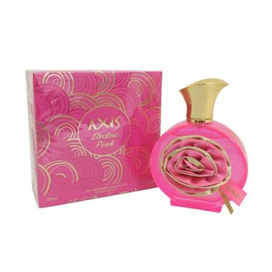 foto AXIS ELECTRIC PINK EDT FEM 100ML